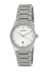 Victorinox Women's Victoria Bracelet Watch Gray