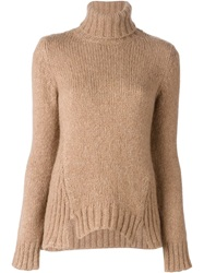 Dondup 'Mayfield' Sweater Nude And Neutrals