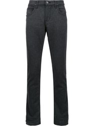 Hudson 'Blake Vigor' Slim Fit Jeans Grey