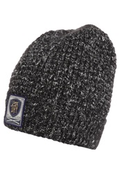 Superdry Hat Charcoal Light Gold Dark Gray