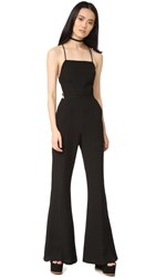 Stone_Cold_Fox Elle Jumpsuit Black