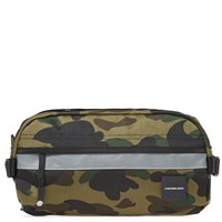 A Bathing Ape 1St Camo Reflective Waist Bag Green