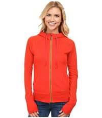 Marmot Callie Hoodie Cajun Spice Women's Sweatshirt Orange