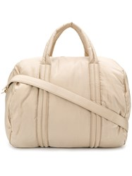 Yeezy Season 6 Gym Bag Nude And Neutrals