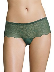 Addiction Nouvelle Lingerie Sugar Daddy Lace Panty Green