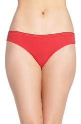 Wacoal Women's 'B Fitting' Thong Tango Red