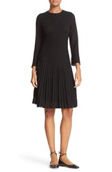 Kate Spade Women's New York Shimmer Knit Fit And Flare Dress