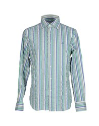 9.2 By Carlo Chionna Shirts Shirts Men Green