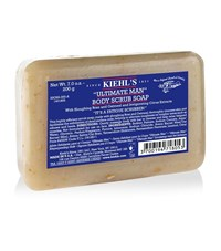 Kiehl's Mens Scrub Soap Female
