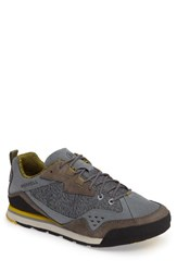 Merrell Men's Burnt Rock Sneaker Castle Rock