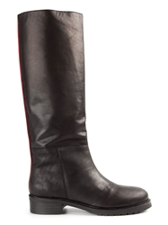 A.Friend By A.F.Vandevorst Afb009 Knee Length Boots Black