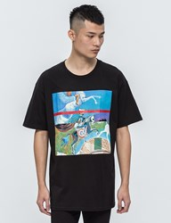 Black Scale Revelations S S T Shirt