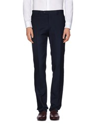 Lardini Trousers Casual Trousers Men Dark Blue