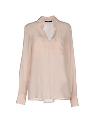 G.Sel Shirts Blouses Women Light Pink