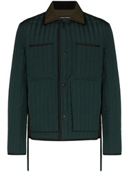 Craig Green Quilted Military Panel Jacket 60