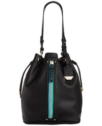 Dolce Vita Mena Drawstring Bag Black