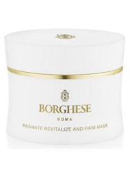 Borghese Radiant Revitalize Firm Mask No Color
