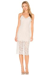 Bardot Sienna Lace Dress White