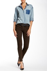 Cj By Cookie Johnson Joy Legging Jean Brown