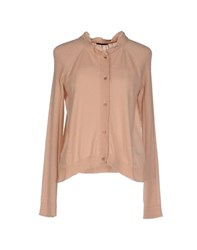 Atos Lombardini Knitwear Cardigans Women Skin Colour
