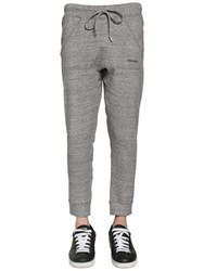 Dsquared Logo Detail Cotton Jogging Pants