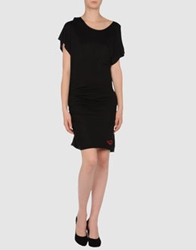 Jezebel Short Dresses Black
