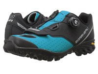 Louis Garneau Onyx Sapphire Black Men's Running Shoes Blue
