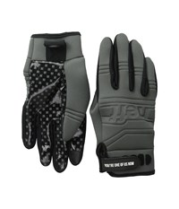 Neff Daily Pipe Glove Grey Extreme Cold Weather Gloves Gray