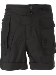 Ktz Body Bag Shorts Black