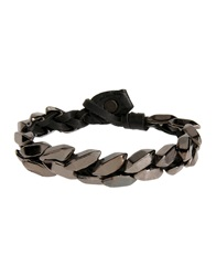 Htc Bracelets Steel Grey