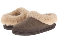 Daniel Green Melly Taupe Women's Slippers