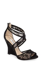 Nina Women's Elyana Strappy Wedge Sandal