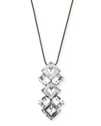 Auden Dylan Crystal Pendant Necklace