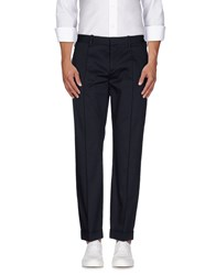 Neil Barrett Trousers Casual Trousers Men Dark Blue