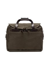 Filson Briefcase Computer Bag Green