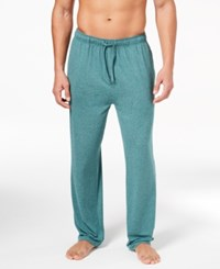32 Degrees Men's Knit Pajama Pants Spruce