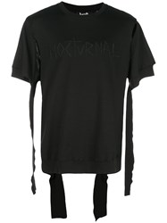 Haculla Some Real New York T Shirt Black