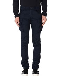 French Connection Trousers Casual Trousers Men Dark Blue