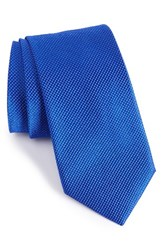 Nordstrom Men's Solid Silk Tie Royal