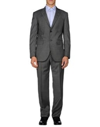 Valentino Roma Suits Grey