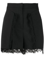 Alexander Mcqueen Lace Trimmed Shorts 60