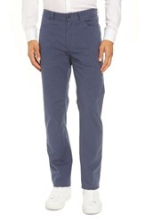 Zachary Prell Mckinney Regular Fit Straight Leg Pants Blue
