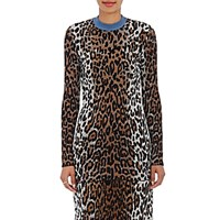 Stella Mccartney Women's Cheetah Jacquard Sweater No Color