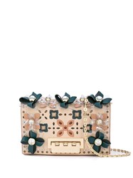 Zac Posen Earthette Credit Card Case Neutrals