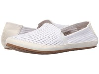 Reef Shaded Summer Tx White Mesh Women's Flat Shoes