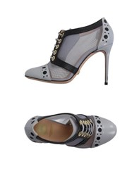 Viktor And Rolf Footwear Lace Up Shoes Women Grey