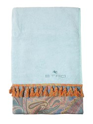Etro Bellay Bath Towel Blue