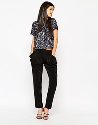 Rock And Religion Holli Slinky Trouser Black