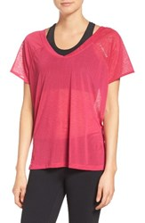 Brooks Women's Ghost Tee Petal