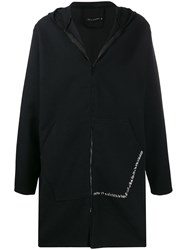 Alchemy Hooded Jacket Black